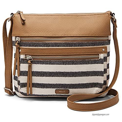 Relic by Fossil Riley Faux Leather Crossbody